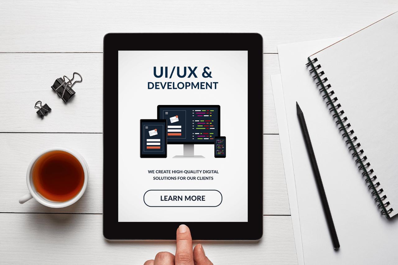 8 latest UI / UX design trends