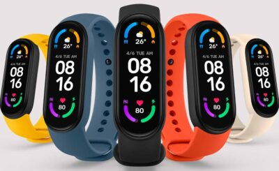 Mi Band 6: Features and Specifications