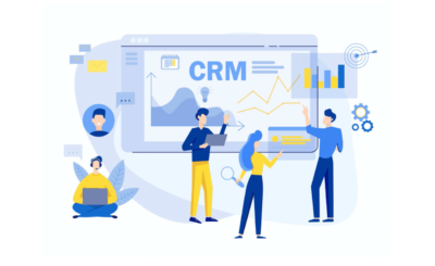 crm lead generation process