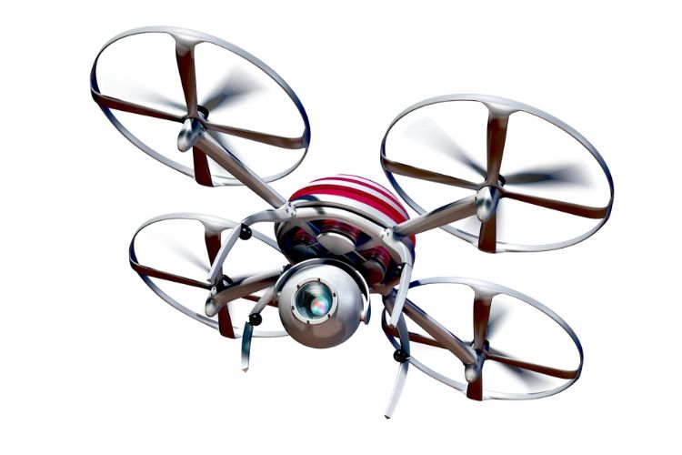 drone camera features